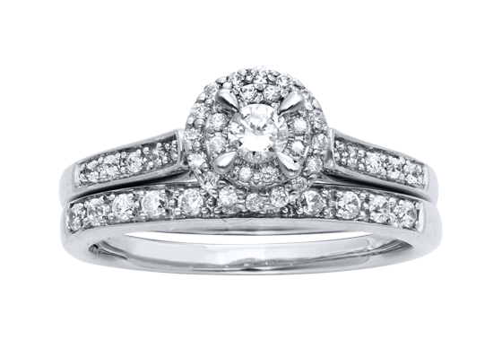 the easiest way to match the engagement ring and wedding band is to purchase a set thatu0027s been designed to go together these u201cbridal setsu201d are found at