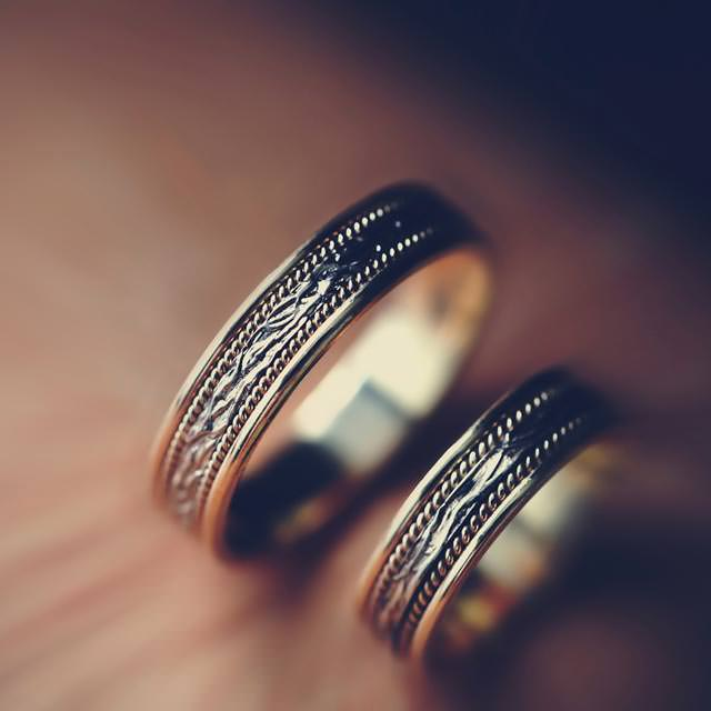 Gold Enement Rings For | Metal Choices For The Engagement And Wedding Rings Jewelry Wise